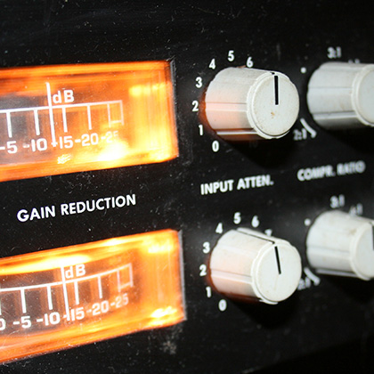 ORBAN 424A ANALOG COMPRESSOR LIMITER